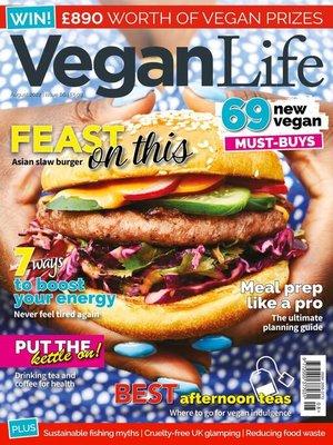cover image of Vegan Life