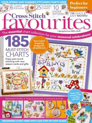 cover image of Cross Stitch Favourites
