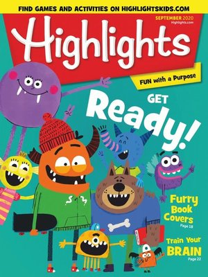 cover image of Highlights for Children