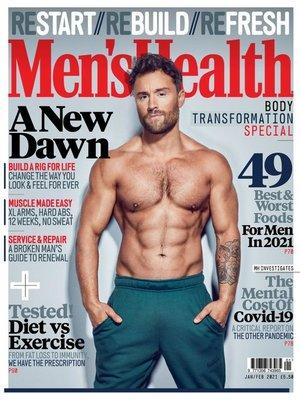 cover image of Men's Health UK