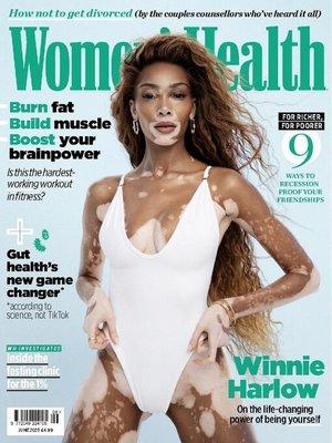 cover image of Women's Health UK
