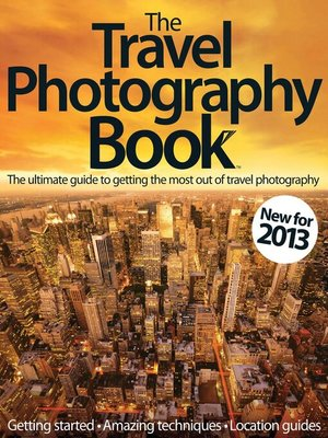 cover image of The Travel Photography Book