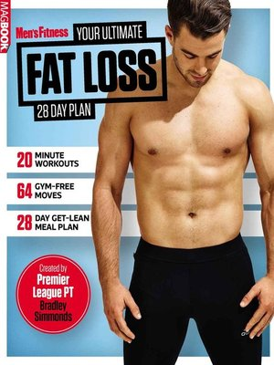 cover image of Men's Fitness 28 Day Fat Loss Plan