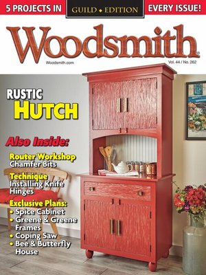 cover image of Woodsmith