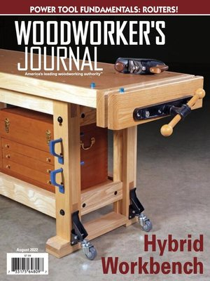 cover image of Woodworker's Journal