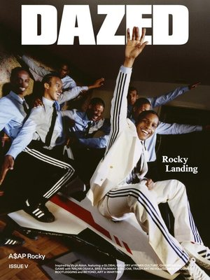 cover image of Dazed & Confused
