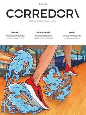 cover image of CORREDOR\