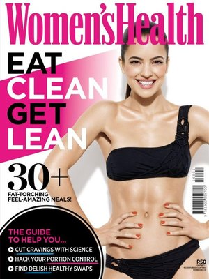 cover image of Women's Health Eat Clean Get Lean