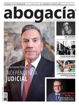 Cover image for Abogacía: N. 8, Octubre 2021
