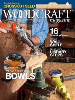 cover image of Woodcraft Magazine