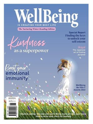 cover image of WellBeing