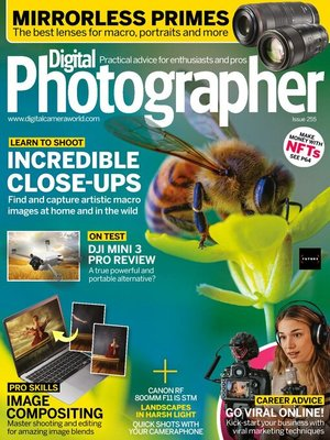cover image of Digital Photographer