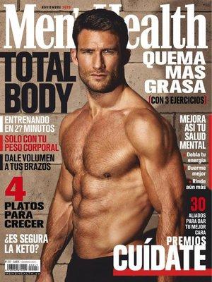 cover image of Men's Health España