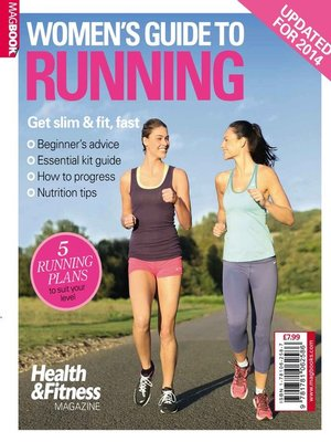 cover image of Health & Fitness Women's Guide to Running
