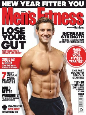 cover image of Australian Men's Fitness