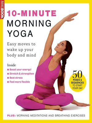 cover image of 10 Minute Morning Yoga