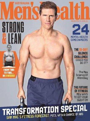 cover image of Men's Health Australia