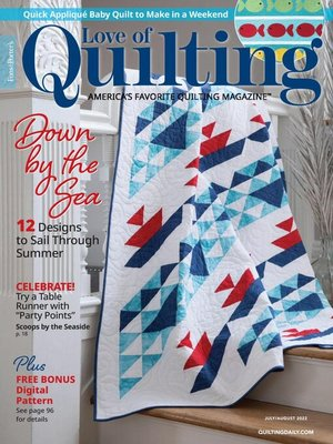 cover image of Fons & Porter's Love of Quilting