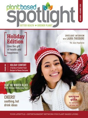 cover image of Plant-Based Spotlight