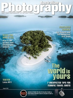cover image of Australian Photography