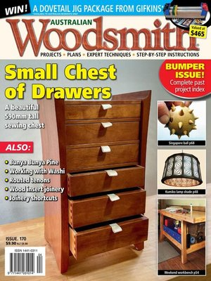 cover image of Australian Woodsmith