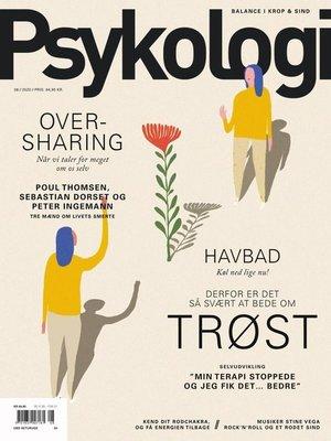 cover image of Psykologi