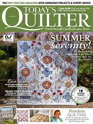 cover image of Today's Quilter