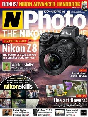 cover image of N-Photo: the Nikon magazine