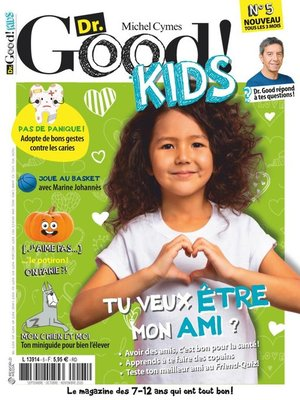 cover image of DR GOOD ! KIDS