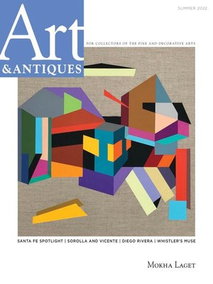 cover image of Art & Antiques