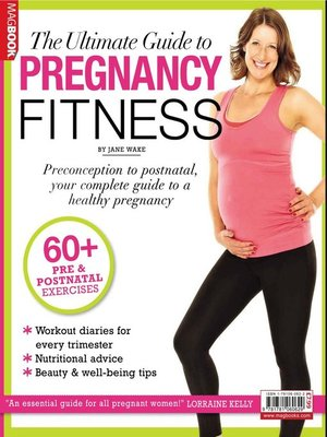 cover image of Ultimate Guide to Pregnancy Fitness