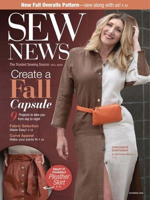 cover image of Sew News