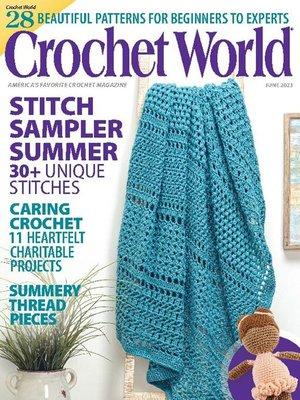 cover image of Crochet World