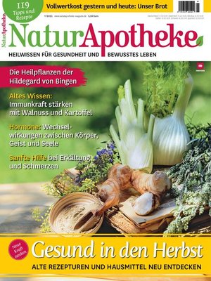 cover image of NaturApotheke