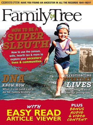 cover image of Family Tree UK