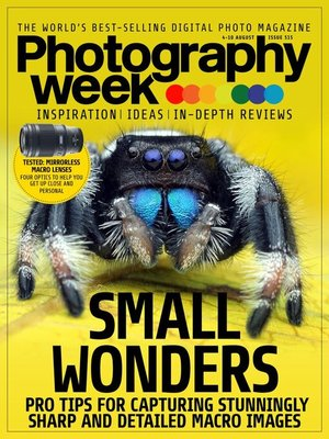 cover image of Photography Week