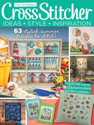 cover image of CrossStitcher