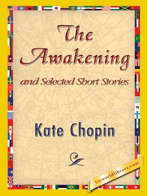cover image of The Awakening and Selected Short Stories
