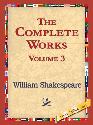 cover image of The Complete Works Volume 3