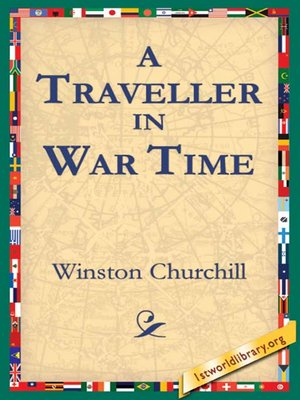 cover image of A Traveller In War Time
