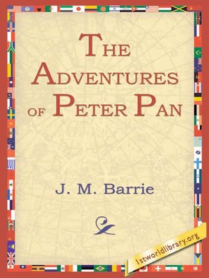 cover image of The Adventures of Peter Pan