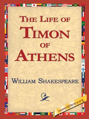 cover image of The Life of Timon of Athens