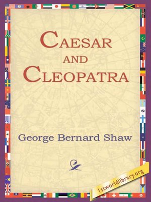 cover image of Caesar and Cleopatra