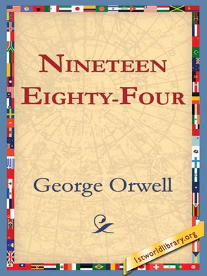 cover image of Nineteen Eighty Four