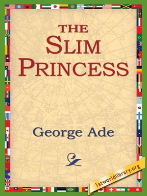 cover image of The Slim Princess
