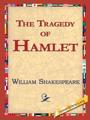cover image of The Tragedy of Hamlet, Prince of Denmark