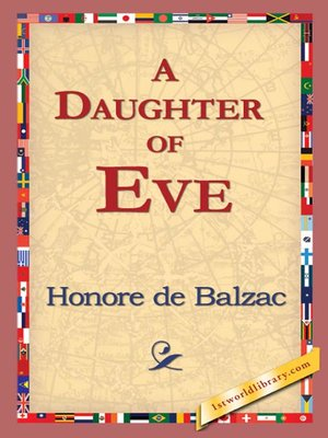 cover image of A Daughter of Eve