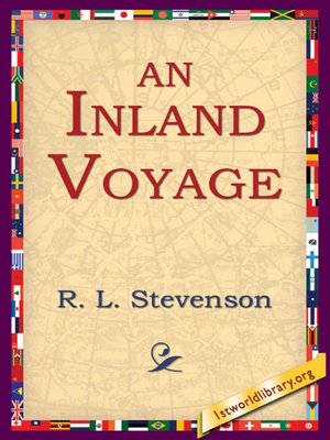 cover image of An Inland Voyage