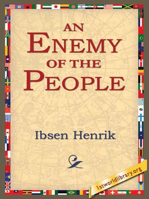 cover image of An Enemy of the People