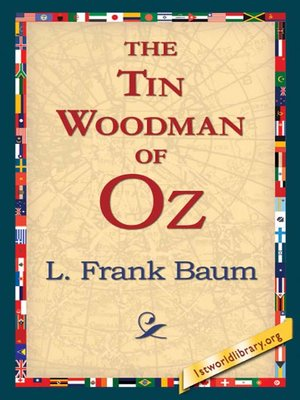 cover image of The Tin Woodman of Oz